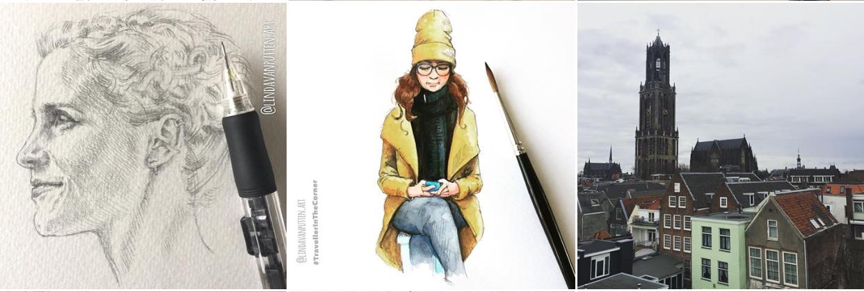 Instagram Linda